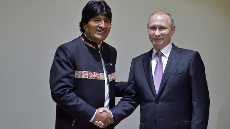 Rusia-Bolivia