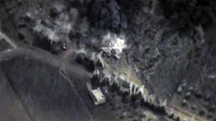 Rusia contra el Estado Islámico