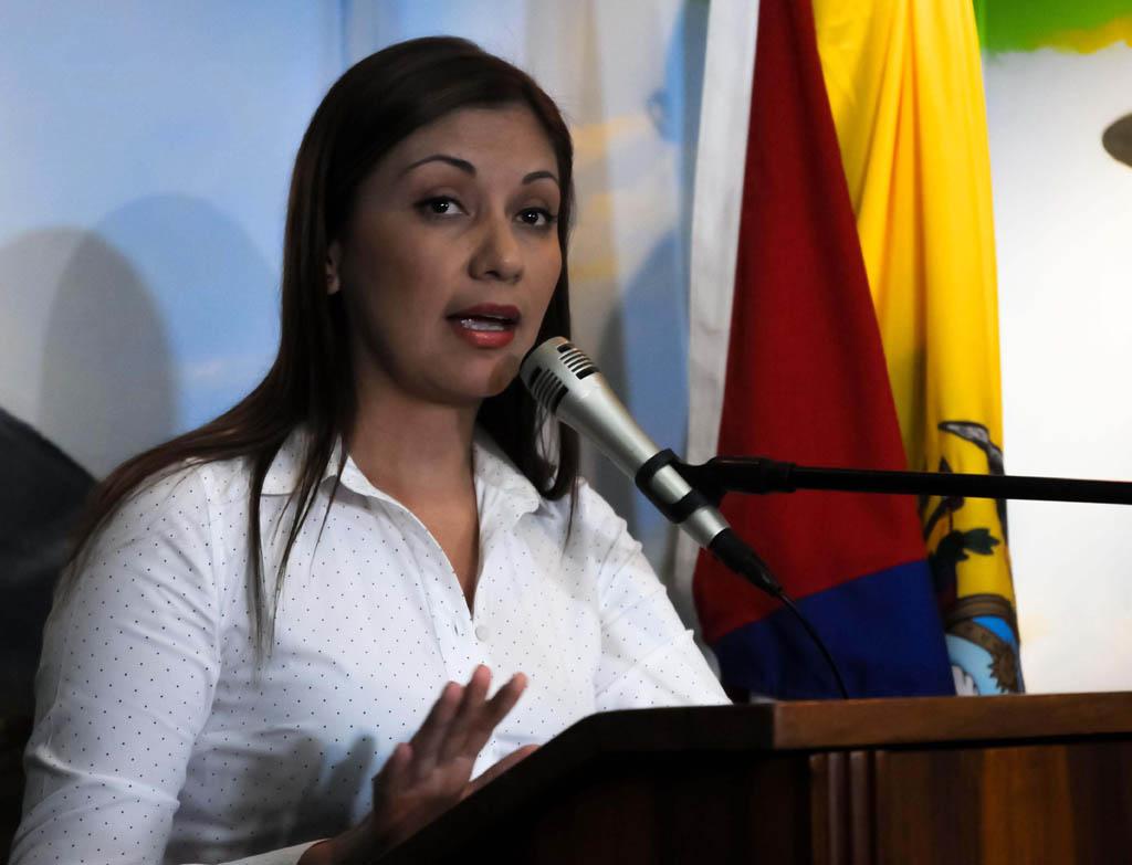 LA HABANA-CÓNSUL DE ECUADOR- DECLARACIONES A LA P