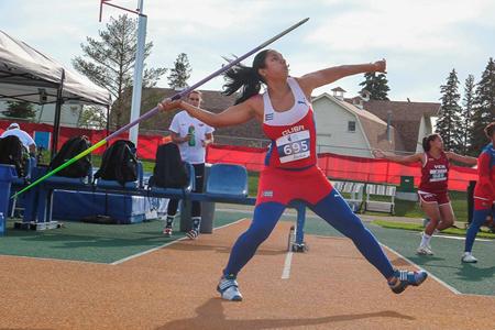 Atletismo en el 2015: Yulenmis sobresalió entre los juveniles