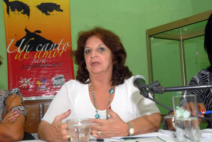 Llaman a defender la unidad nacional bajo premisas martianas