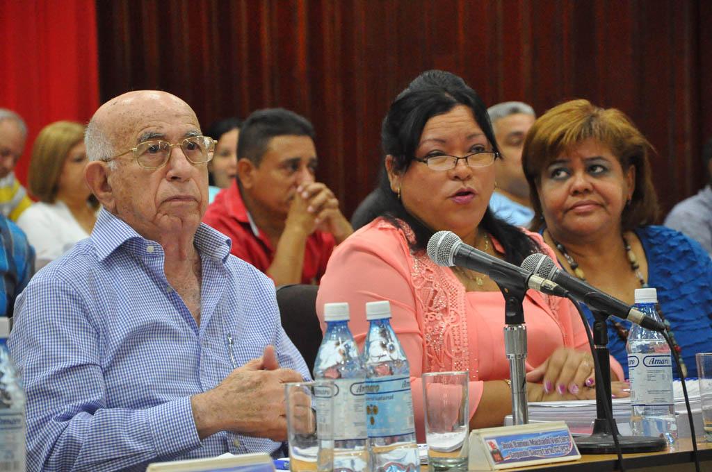 Asamblea Provincial del Partido en Granma 6