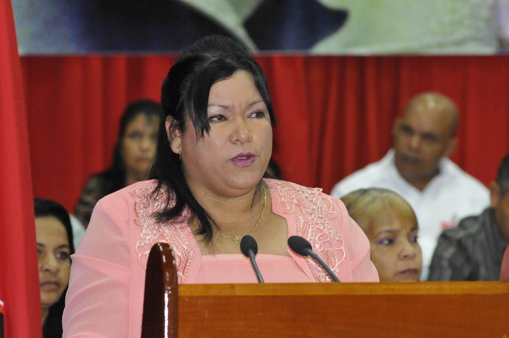 Asamblea del Partido en Granma