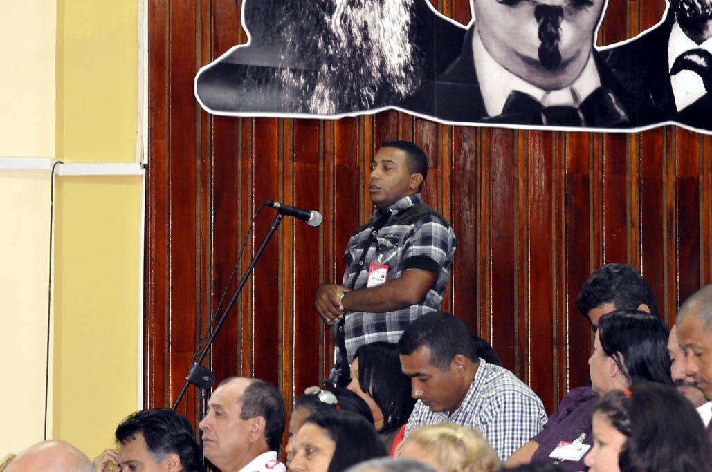 Asamblea del Partido en Granma, Director de Acopio