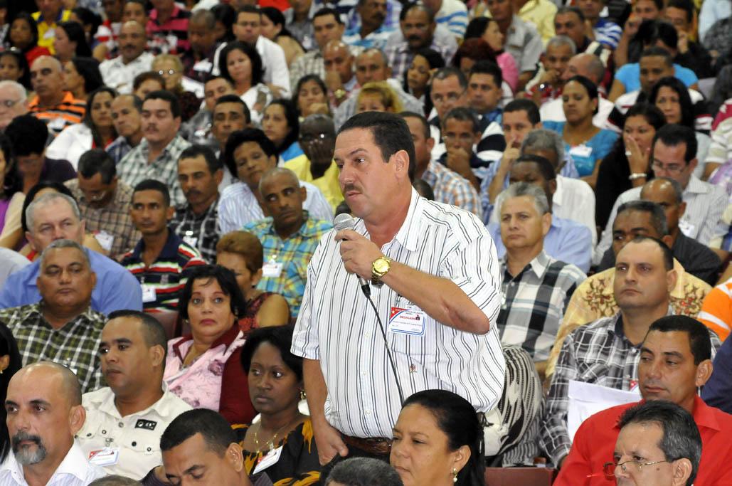 Asamblea del Partido en Granma, Director del CAI Arrocero