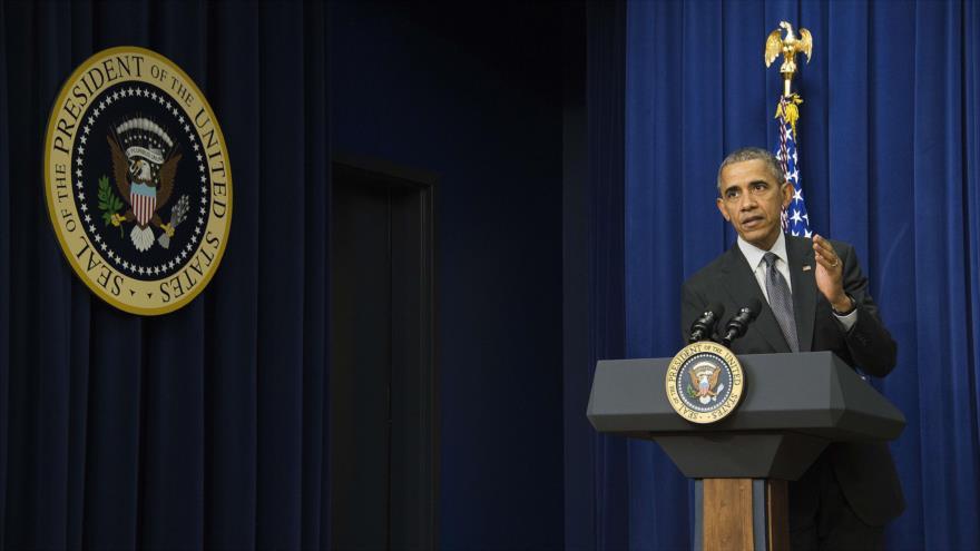 Obama defiende los objetivos de su política hacia Cuba