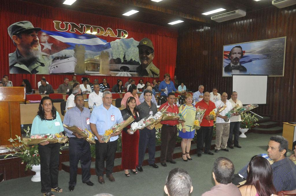 Buró Ejecutivo del PCC en Granma