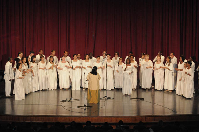 Coro Nacional de Cuba 4