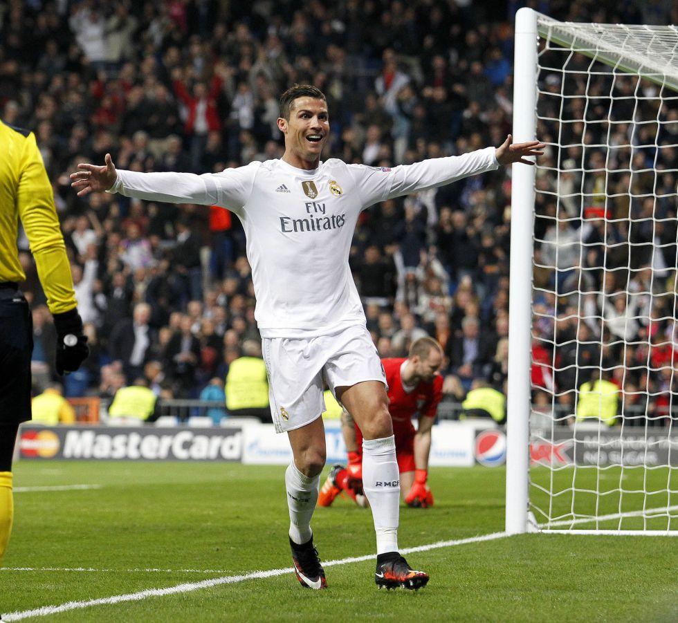 Cristiano marcó más goles que 21 equipos de Champions