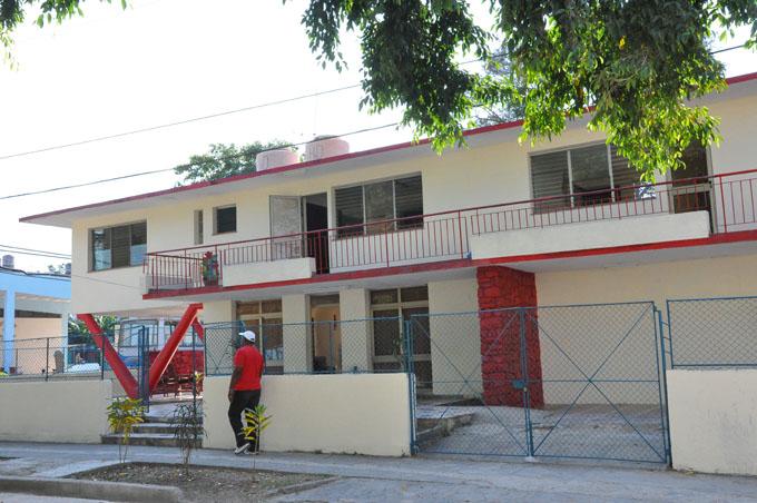 Hogar de niños sin amparo filial, ubicada en el costero municipio de Manzanillo