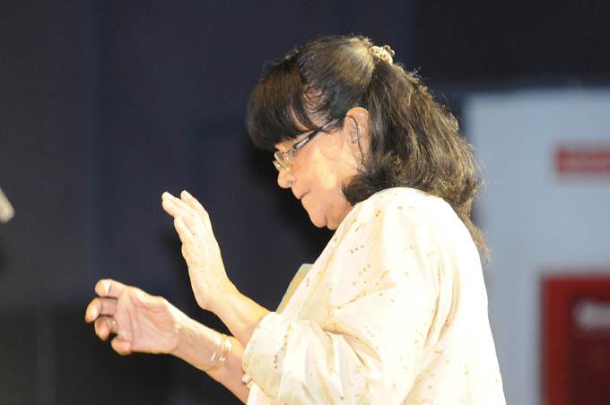 Rinden homenaje en Bayamo al Coro Nacional de Cuba y a su directora Digna Guerra