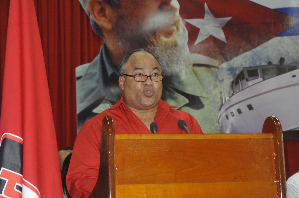 Federico Hernández Hernández, Secretario del PCC en Granma