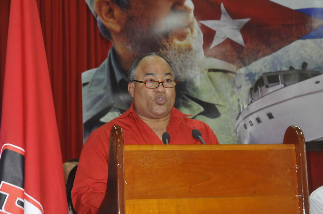 Federico Hernández Hernández, Sercretario del PCC en Granma