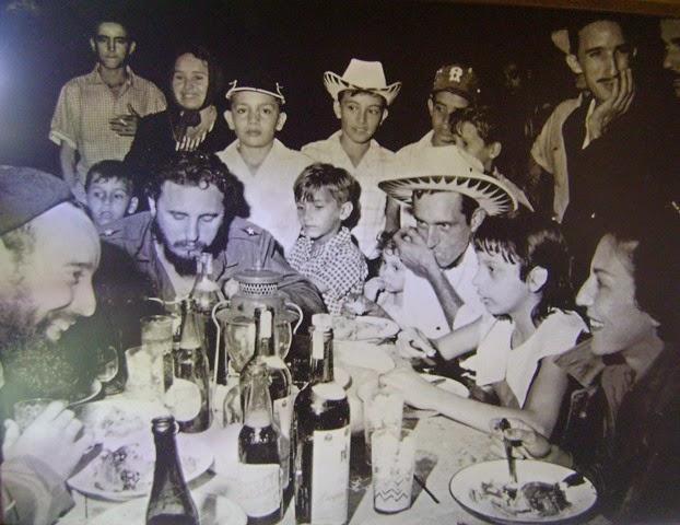 Fidel Castro, Cena carbonera