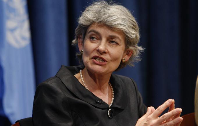 Directora general de Unesco recibe a titular cubana de Medio Ambiente
