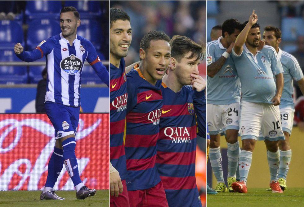 Lo mejor de la Liga 2015/2016