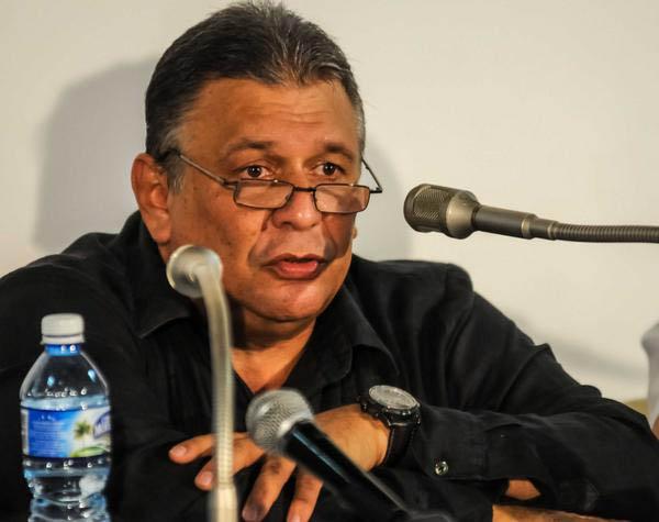 Marino Murillo, miembro del Buró Político del Comité Central del Partido