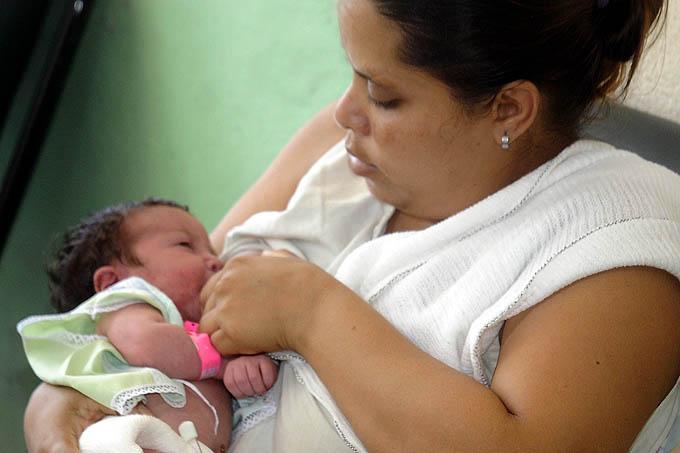 En 3,9 tasa de mortalidad infantil en Granma