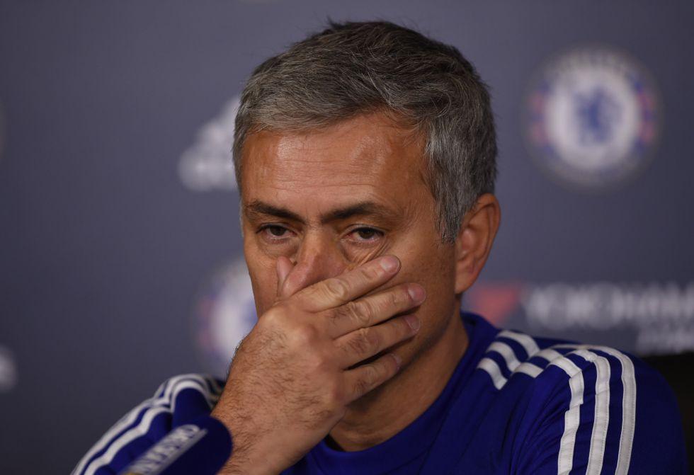 Oficial: Mourinho, despedido