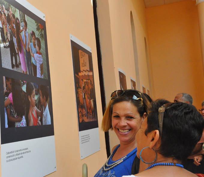 Inauguraciones y reaperturas de obras en Niquero