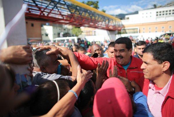 Nicolás Maduro, votaciones Venezuela 6