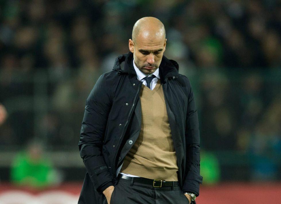 El Bayern de Guardiola sufre su primera derrota liguera
