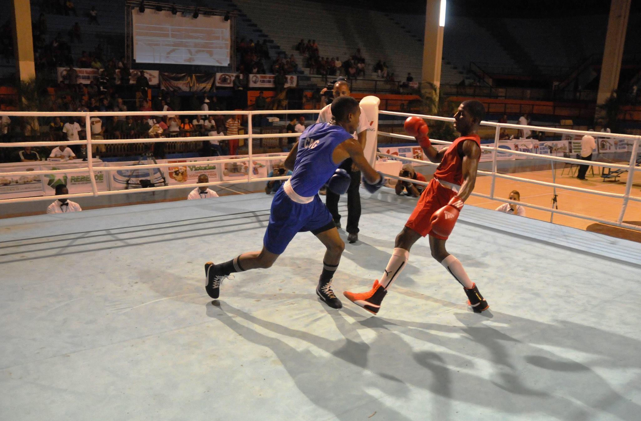 Playa Girón de boxeo