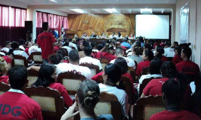 Poscongreso Feu, Universidad de Granma