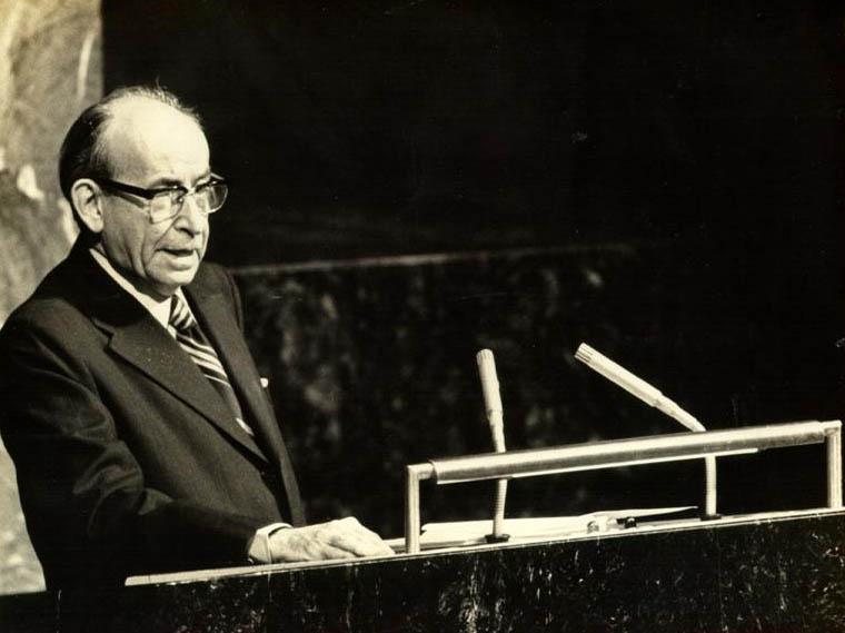 Raul Roa, Canciller de la Dignidad