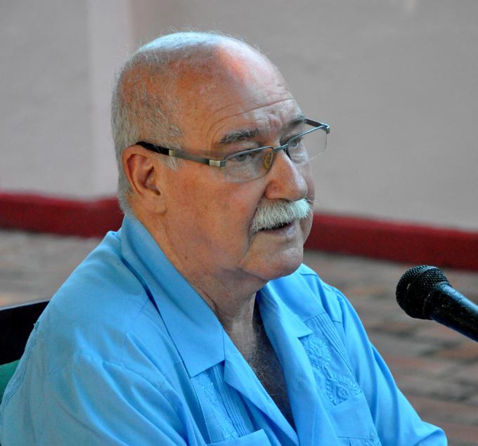Reynaldo González, un personaje de la realidad