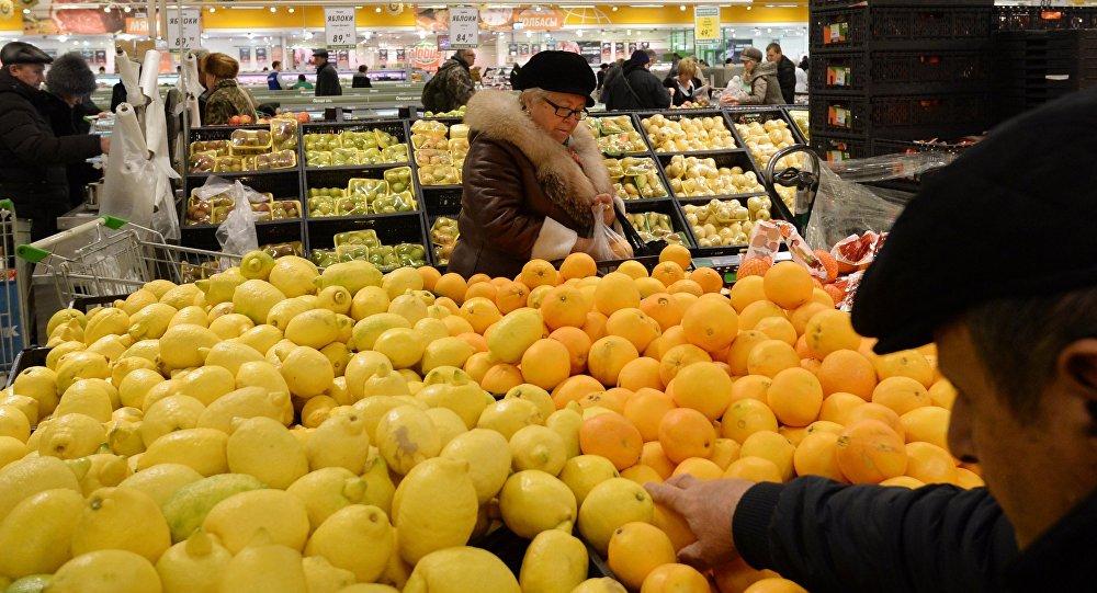 Rusia publica la lista de sanciones a Turquía