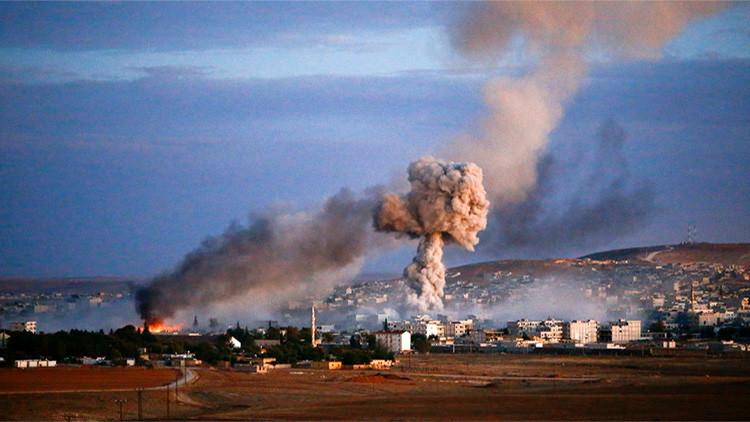 Al menos 30 militares iraquíes muertos por un ataque aéreo de EE.UU.