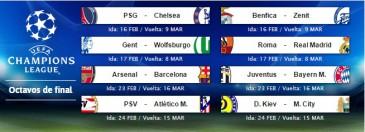 Sorte Champions League