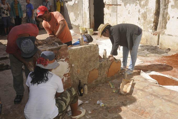 Taller de restauración, Bayamo