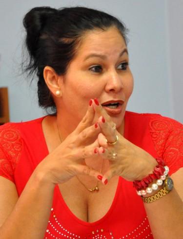 Tania María Almarales