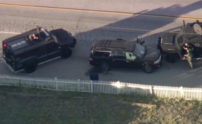 Dos de los sospechosos del tiroteo en California están muertos (+ video)
