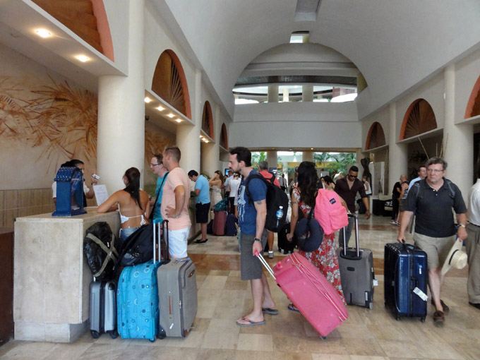 Cuba mantiene ascenso en recepción de turistas