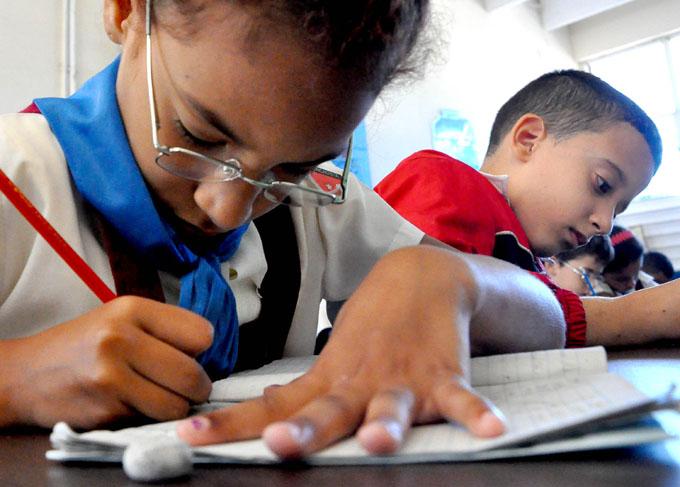 Sólida labor de Educación en Granma