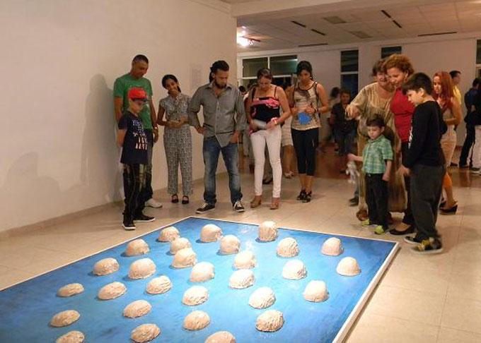 Exhiben expo de Ramón Mesa Bauzá por sus 25 años de vida artística