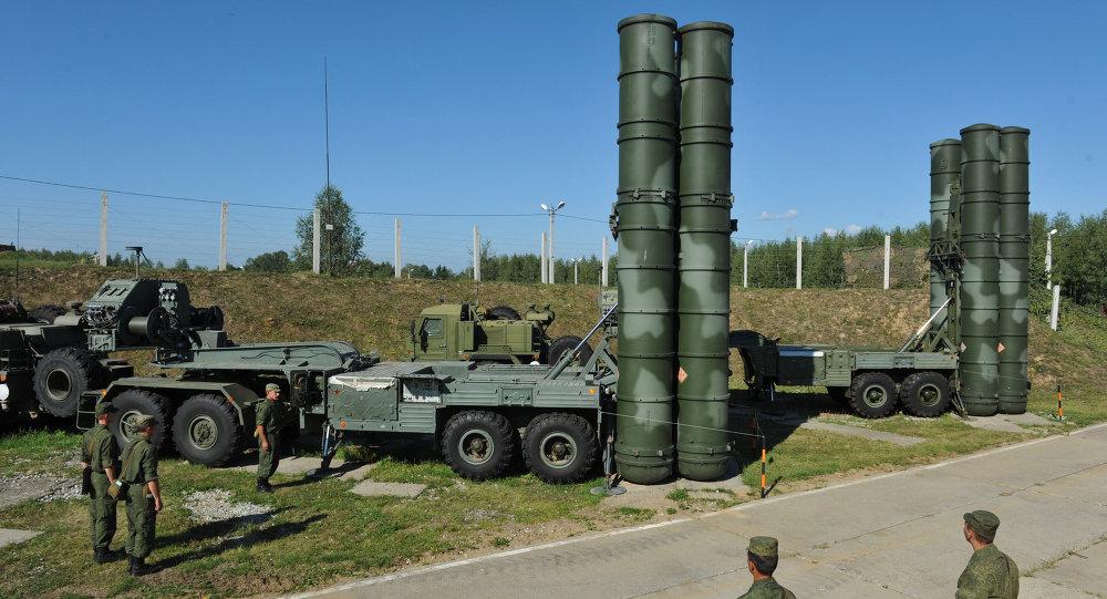 misiles S-400