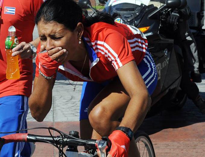 III Tour de San Luis (F): Arlenis arranca entre las punteras