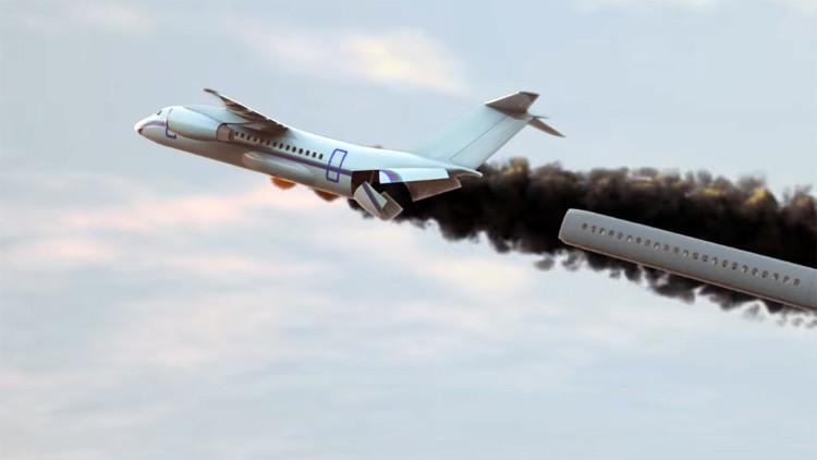 Nuevos aviones permitirán salvar a los pasajeros en caso de accidente