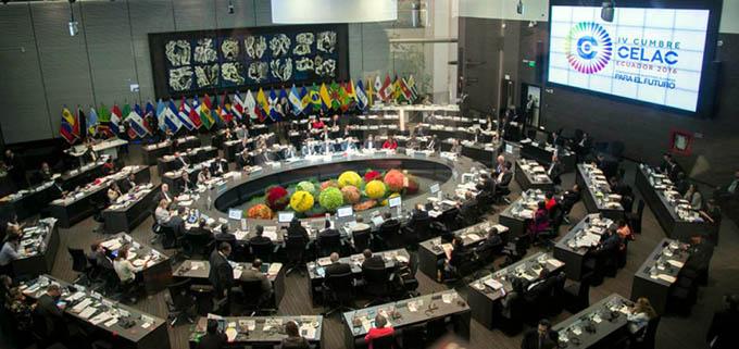 Acoge Ecuador IV Cumbre de la Celac