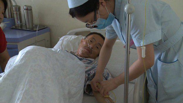 Más de 7.500 personas mueren a diario de cáncer en China