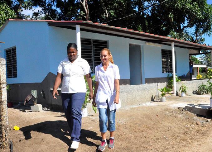 Destacan impacto de servicios del  nuevo consultorio médico en Yara, Granma