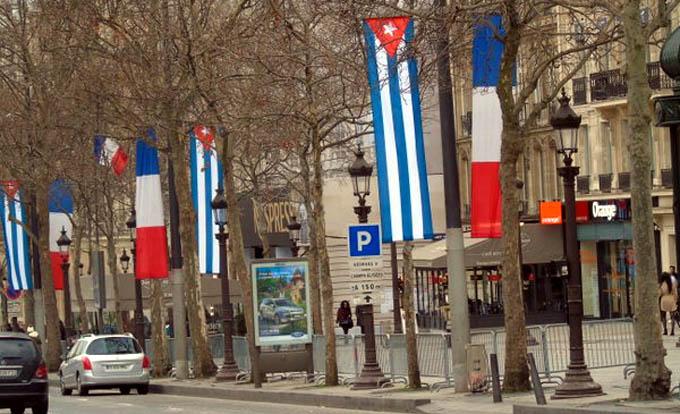 Afirman que relación entre Cuba y Francia entra en nuevo período
