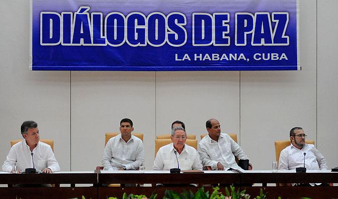 Reconoce Obama a Cuba por acoger diálogos de paz