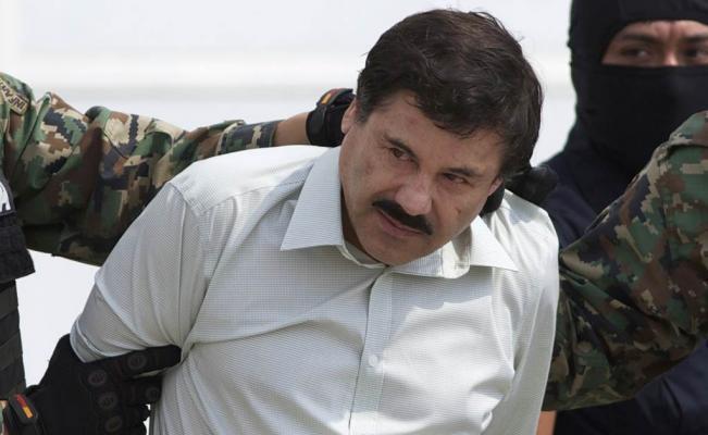 """Recapturan a """"El Chapo"""" Guzmán"""