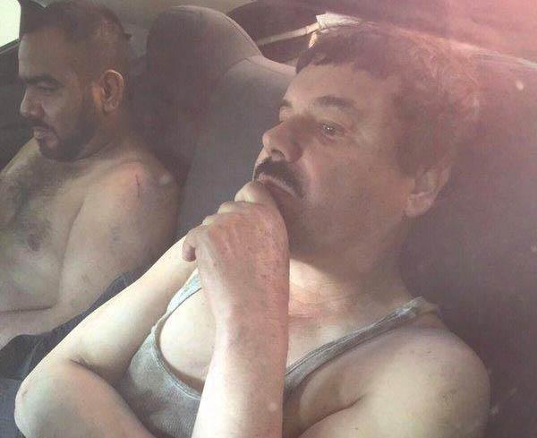 Suerte de El Chapo podría depender de reclamo de EE.UU.