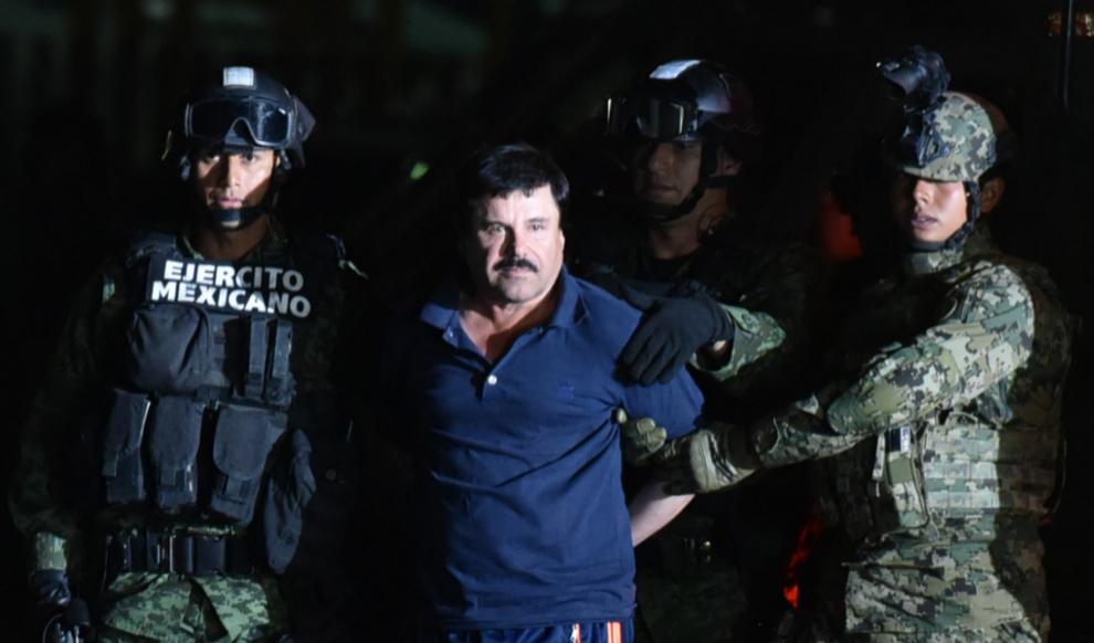 Ofrece PGR de México detalles sobre detención de El Chapo